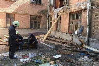 Постраждалих від вибуху в будинку киян примусово виселяють із тимчасового гуртожитка