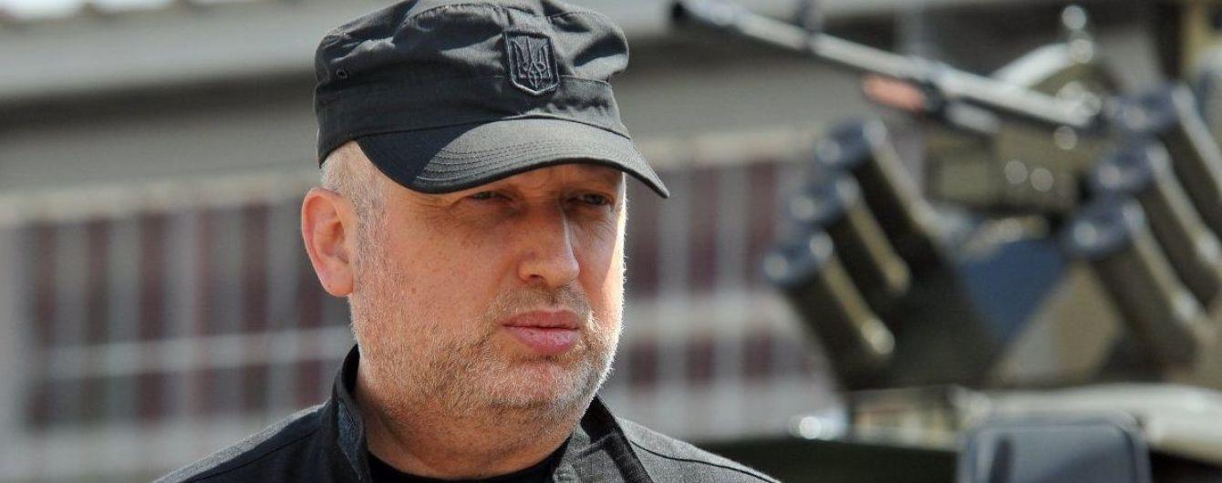 Россиян обяжут регистрироваться перед въездом в Украину - Турчинов