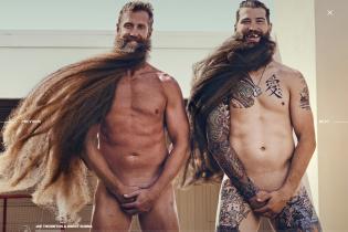Відомі спортсмени показали оголені тіла для календаря ESPN