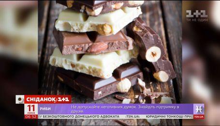 Мир отмечает День шоколада