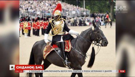 Єлизавета ІІ призначила своїм особистим ад'ютантом темношкірого майора