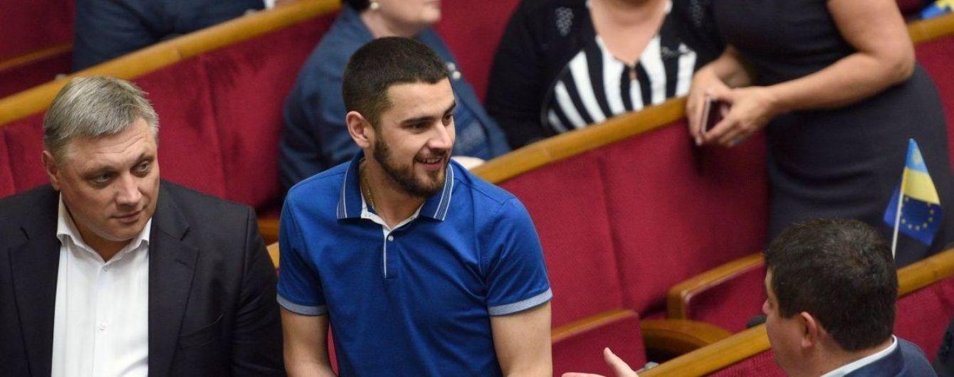 Нардеп Дейдей отримав поранення в районі Авдіївської промзони