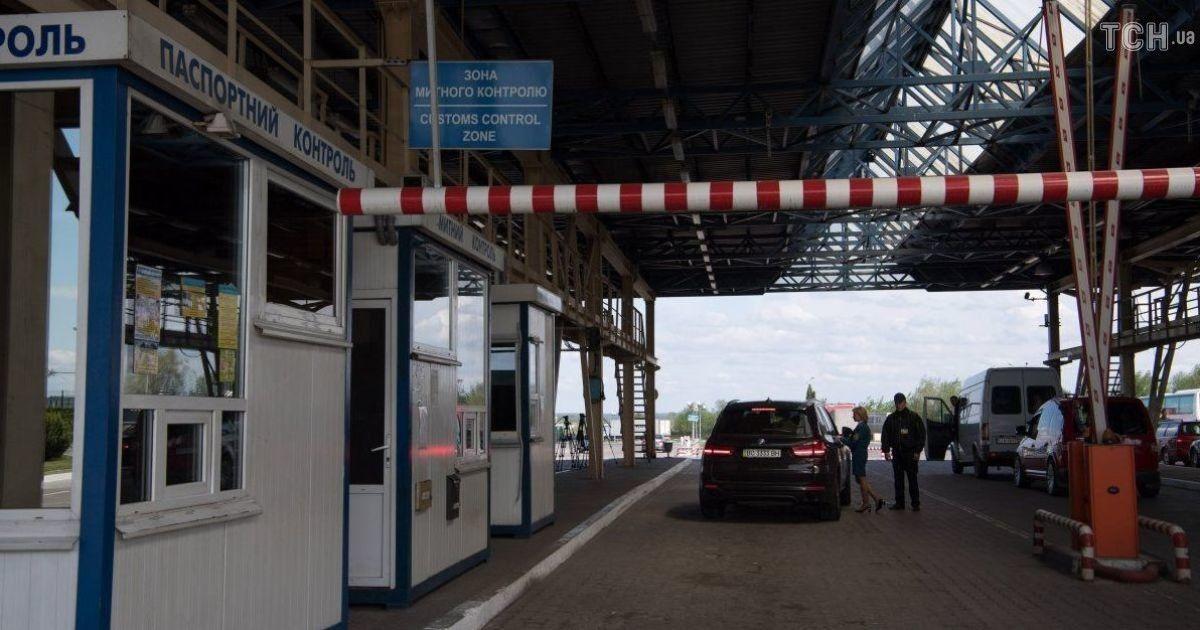 Львовянин пытался вприсядку прошмыгнуть мимо пограничников в Польше