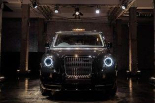 Geely показала новое лондонское такси
