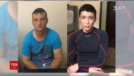 Задержанным на Херсонщине ФСБшникам избрали меру пресечения