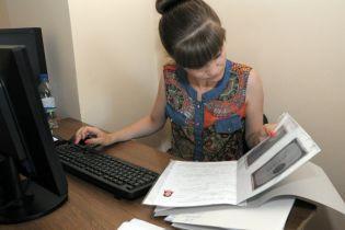 Абитуриенты создали почти 120 тыс. электронных кабинетов