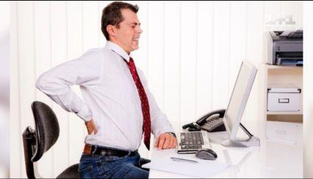 Эксперты назвали основные причины неприятных ощущений в позвоночнике