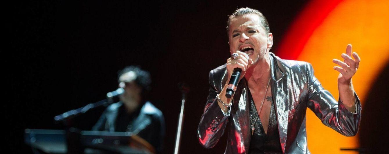 На концерт Depeche Mode у Києві не пускатимуть з великими сумками та електронними цигарками