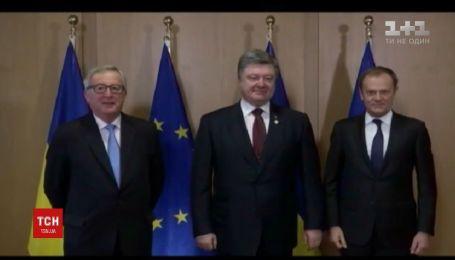 Керівництво ЄС та Петро Порошенко проведуть пленарне засідання в рамках саміту