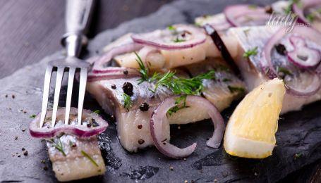 Маринади вікінгів, або як готувати оселедець по-скандинавськи