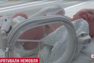 На Херсонщине под церковь подбросили новорожденного младенца