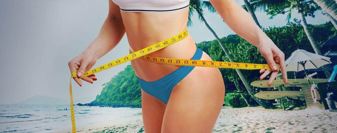 Как не набрать лишних килограммов во время отпуска