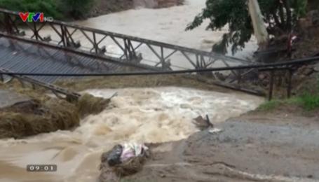 У В'єтнамі через проливні дощі загинуло близько півтора десятка осіб