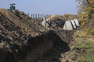 """У ГПУ розповіли подробиці про розкрадання 100 млн гривень на проекті """"Стіна"""""""