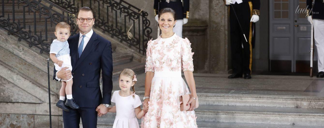 Праздник в шведском королевстве: кронпринцесса Виктория отмечает юбилей