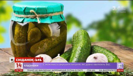 Кращі сорти для засолювання огірків на зиму