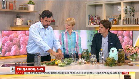 Консервированные огурцы от Леонида Веселкова