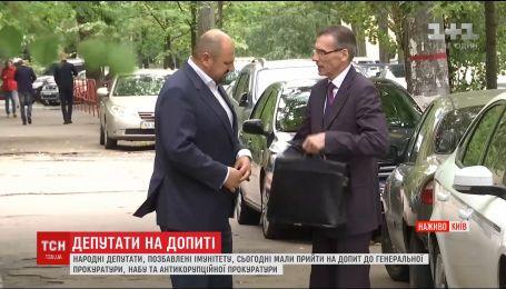 Владислав Розенблат после допроса отметил профессионализм следователей НАБУ