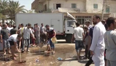 У Єгипті нападник зарізав двох українців на курорті