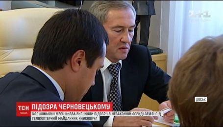 Черновецкий мог нанести ущерб бюджету столицы на 250 миллионов гривен