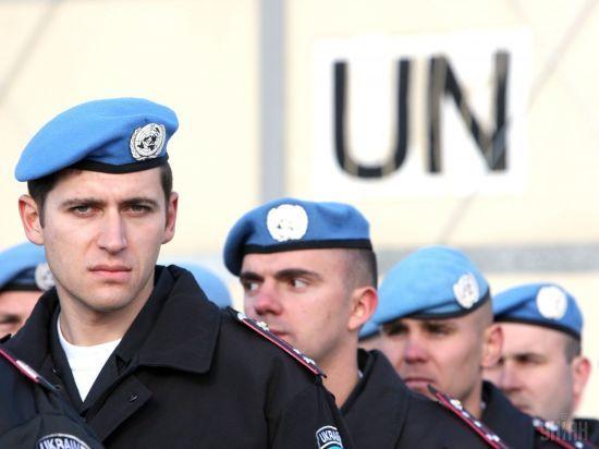 Україна направить своїх миротворців до Малі