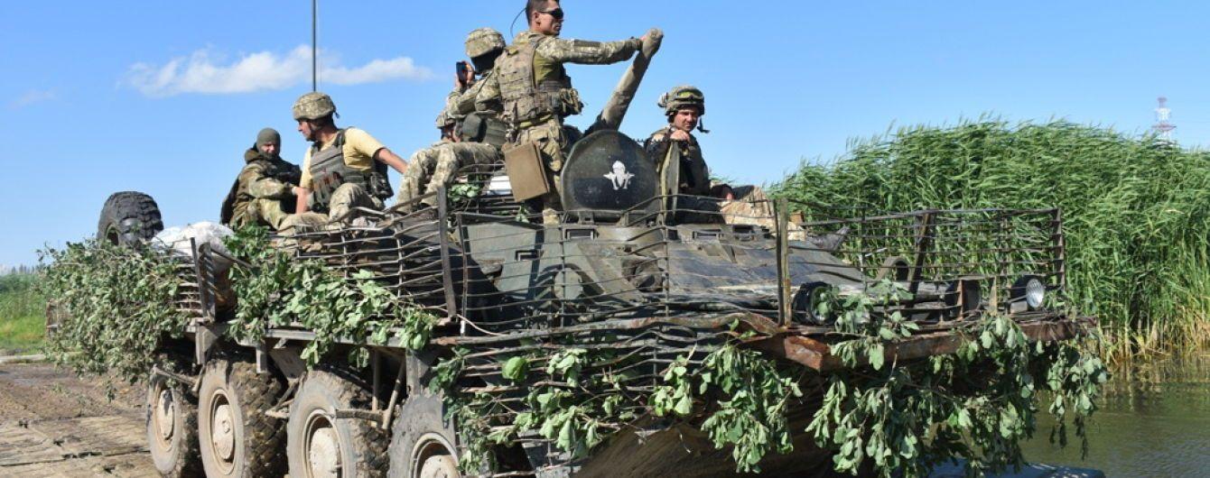 На Дніпропетровщині через вибух під час навчань на полігоні постраждали восьмеро військових