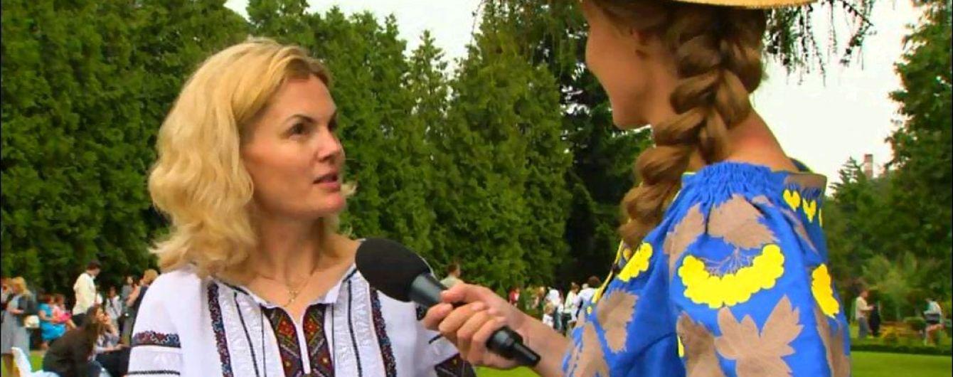 Жена мэра Садового показала фотографии с их свадьбы