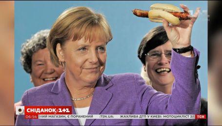 Найцікавіші факти та найкумедніші ситуації з життя Ангели Меркель