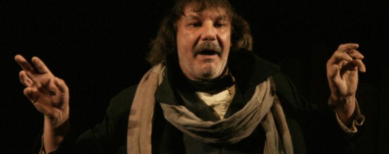 Відомий український актор Пантелюк помер просто на вокзалі