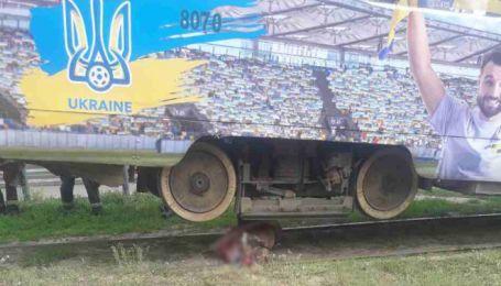В Харькове трамвай раздавил пешехода