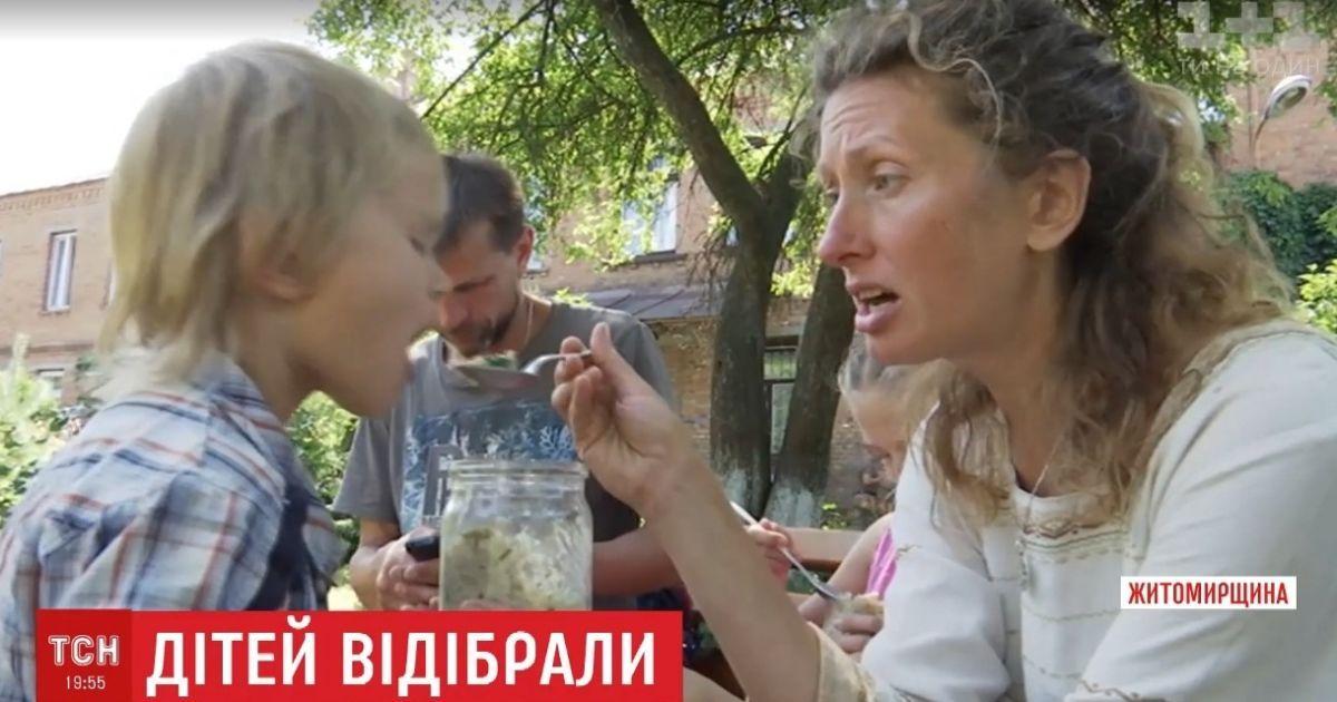 На Житомирщині у батьків-язичників відібрали дітей через вегетаріанство