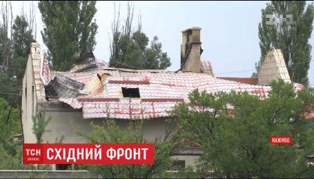 Боевики бьют из минометов по Красногорловке