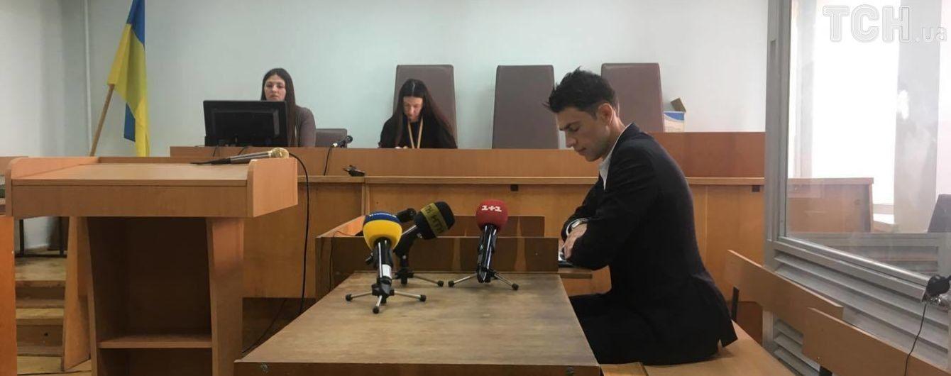 """Седюка оштрафували за оголені сідниці перед Джамалою на """"Євробаченні-2017"""""""