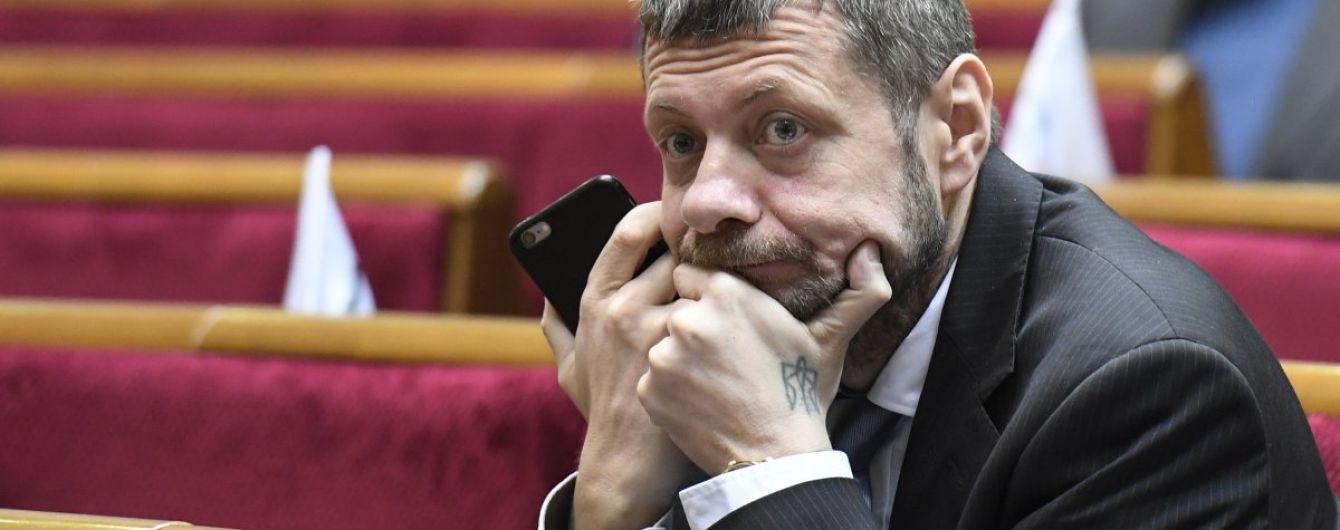 Мосійчук плюнув в обличчя Капліну біля суду: зав'язалась бійка