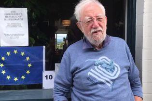 В Британии академик провозгласил свой дом независимой республикой в знак протеста против Brexit