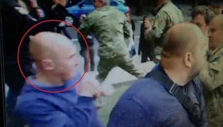 У Дніпрі затримали ще одного підозрюваного в безладах 9 травня