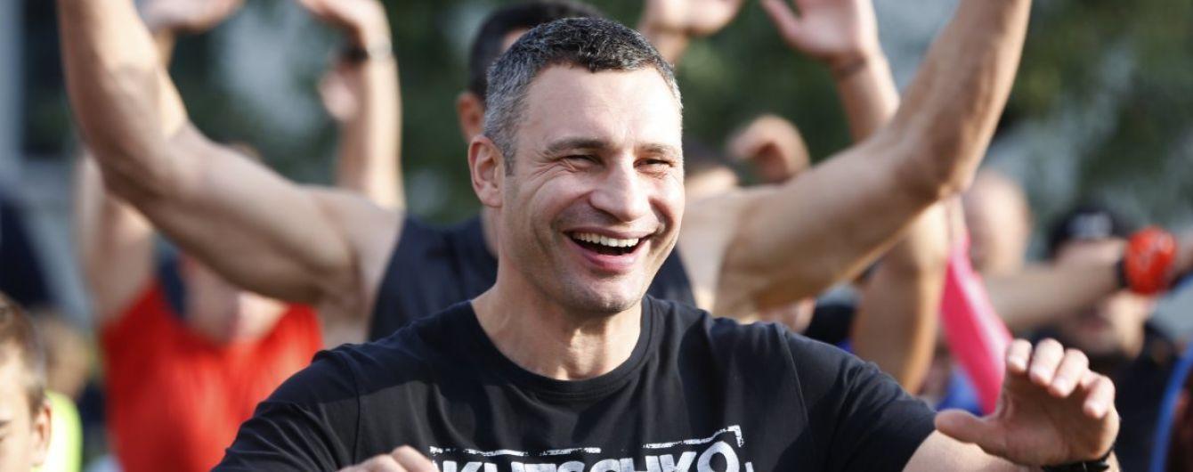 Віталій Кличко: потрібно було зайти в роздягальню перед матчем проти Хорватії