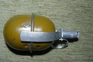 У підозрюваного в смертельному вибуху в Марганці знайшли ще одну гранату
