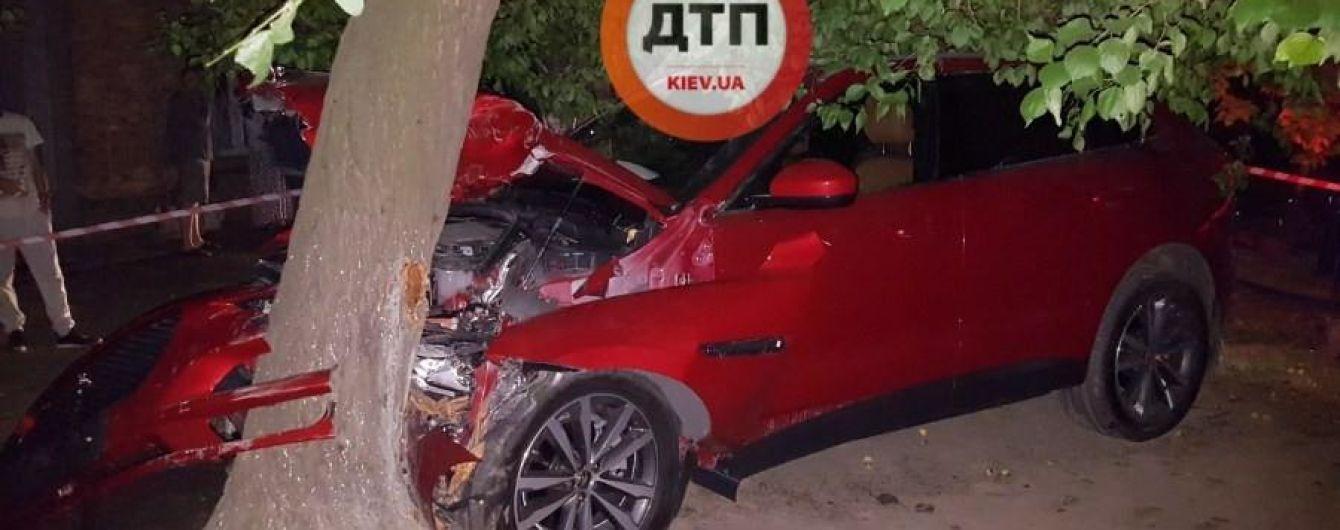 Збив і поїхав на червоне: киянин розповів, чому почав переслідувати Jaguar із п'яним водієм