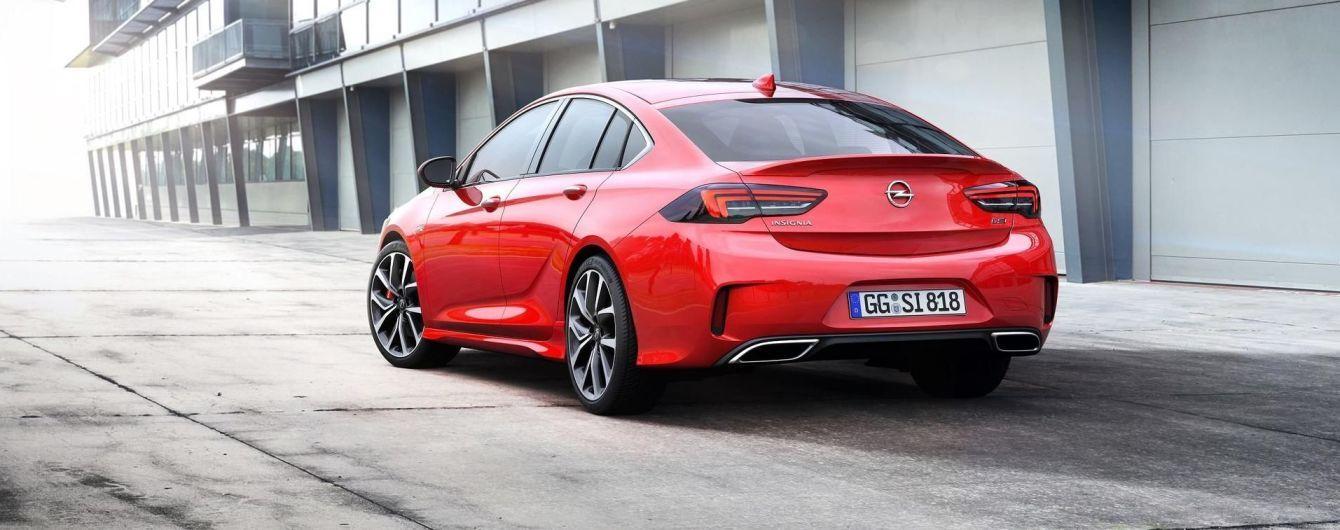 Opel выдвигает новый аргумент в пользу Insignia