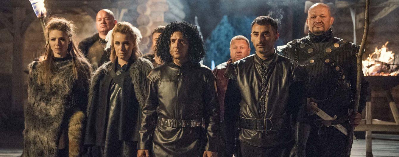 """Знімання """"Слуги народу-2"""": Зеленський і Ко втілили образи героїв """"Гри престолів"""""""