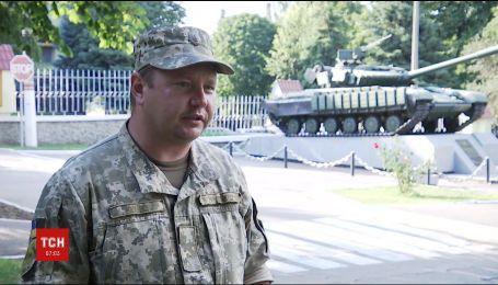 Во время танковых соревнований на Днепропетровщине произошел взрыв