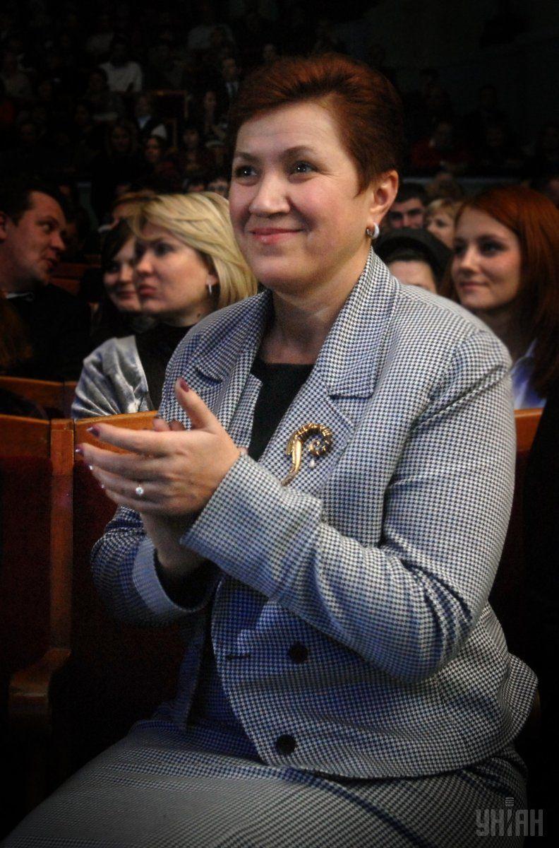 Галина Пахачук, член правління ПриватБанку