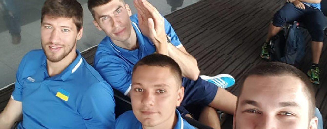 Збірна України розпочала закордонну підготовку до Євробаскету-2017