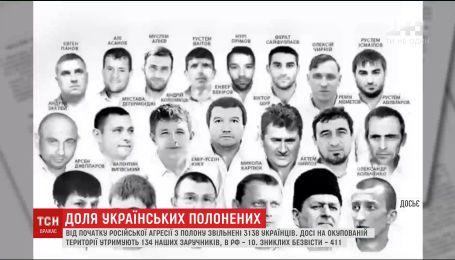 Доля заручників: бойовики захопили в полон 144 українців, понад 400 – зникли безвісти