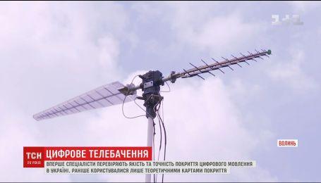 Доступное телевидения: специалисты впервые начали проверять точность покрытия цифрового вещания