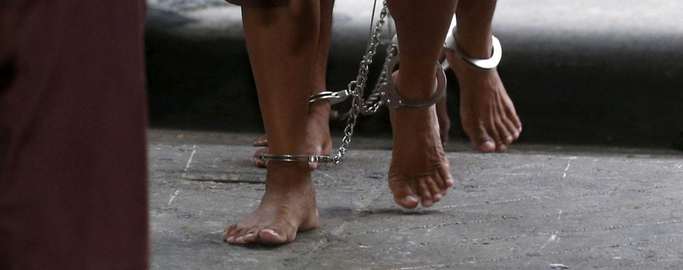У Бразилії після різанини та пожежі із в'язниці втекли 200 арештантів, а потім половина повернулася