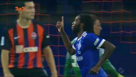 Шахтар - Динамо - 0:1. Гольове повернення Мбокані