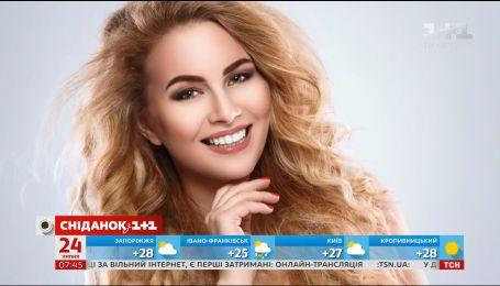 Звездная история: первая латвийская модель plus-size Татьяна Мацкевич