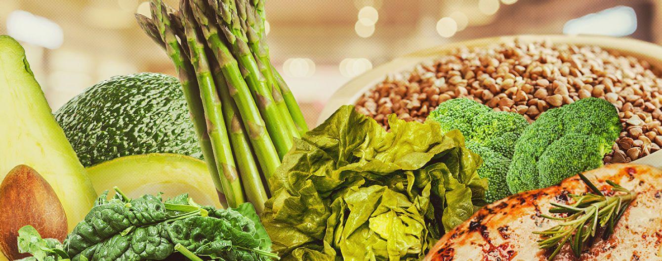 Правила харчування для потенційних довгожителів